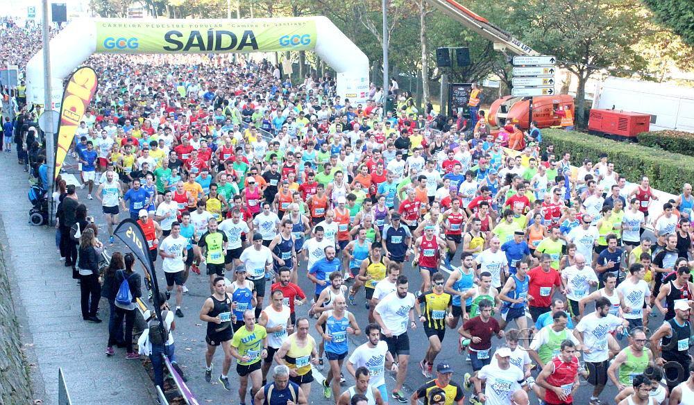 La multitudinaria salida en Xoan XXIII | El Correo Gallego