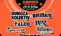 Castañazo Rock 2014: novembro nace en Chantada