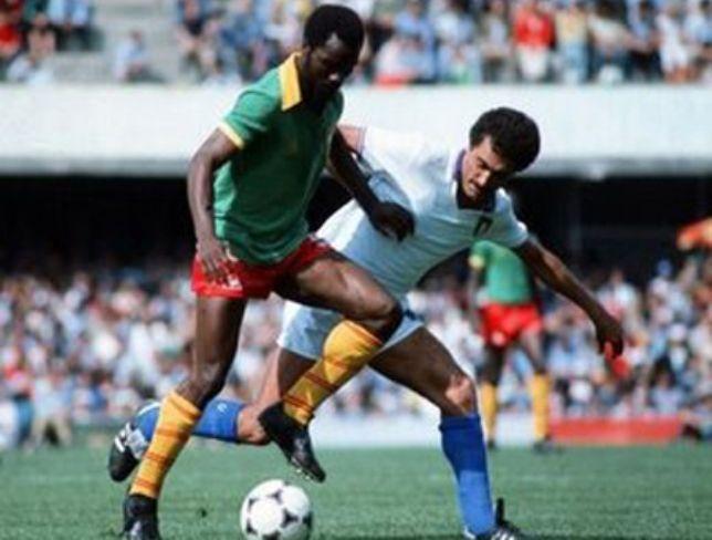 Italia-Camerún, el último partido del Mundial de España que se celebró en Balaídos - ©InfoDeportes