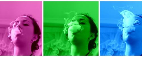 Fumando, nada espero