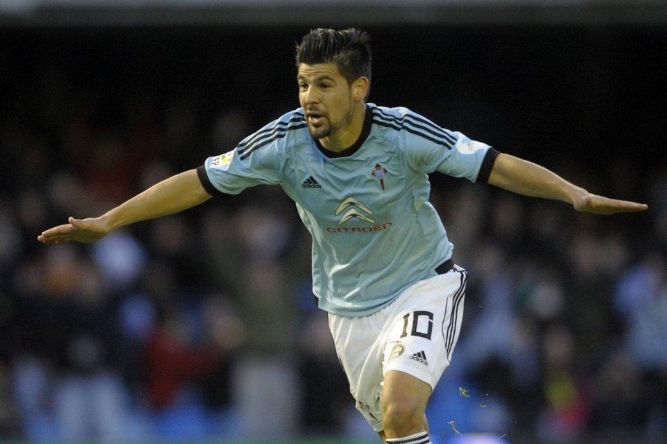 As súas actuacións co Celta fan que cumpla un soño: ser convocado coa selección - ©La Vanguardia