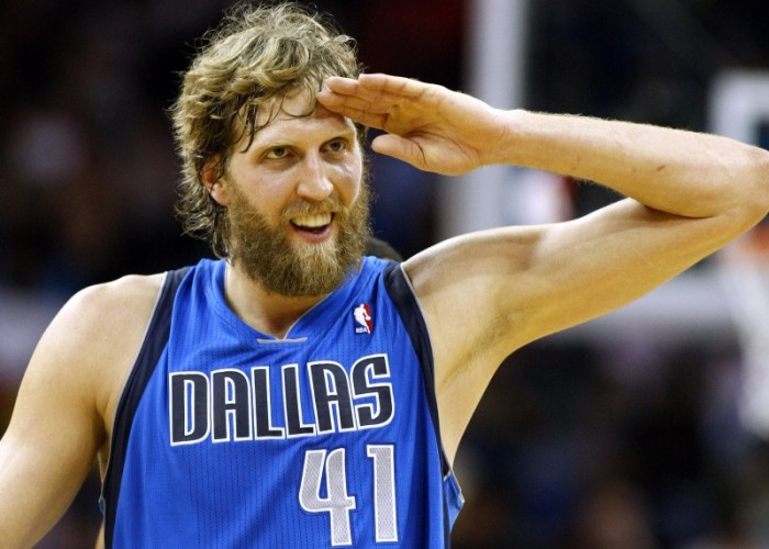 Nowitzki sigue brillando en Dallas (Foto: Scoreboardtx).