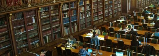 Biblioteca da Facultade de Xeografía e Historia da USC/ usc.es