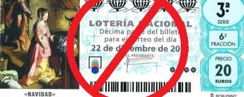 La desilusión de la Lotería de Navidad