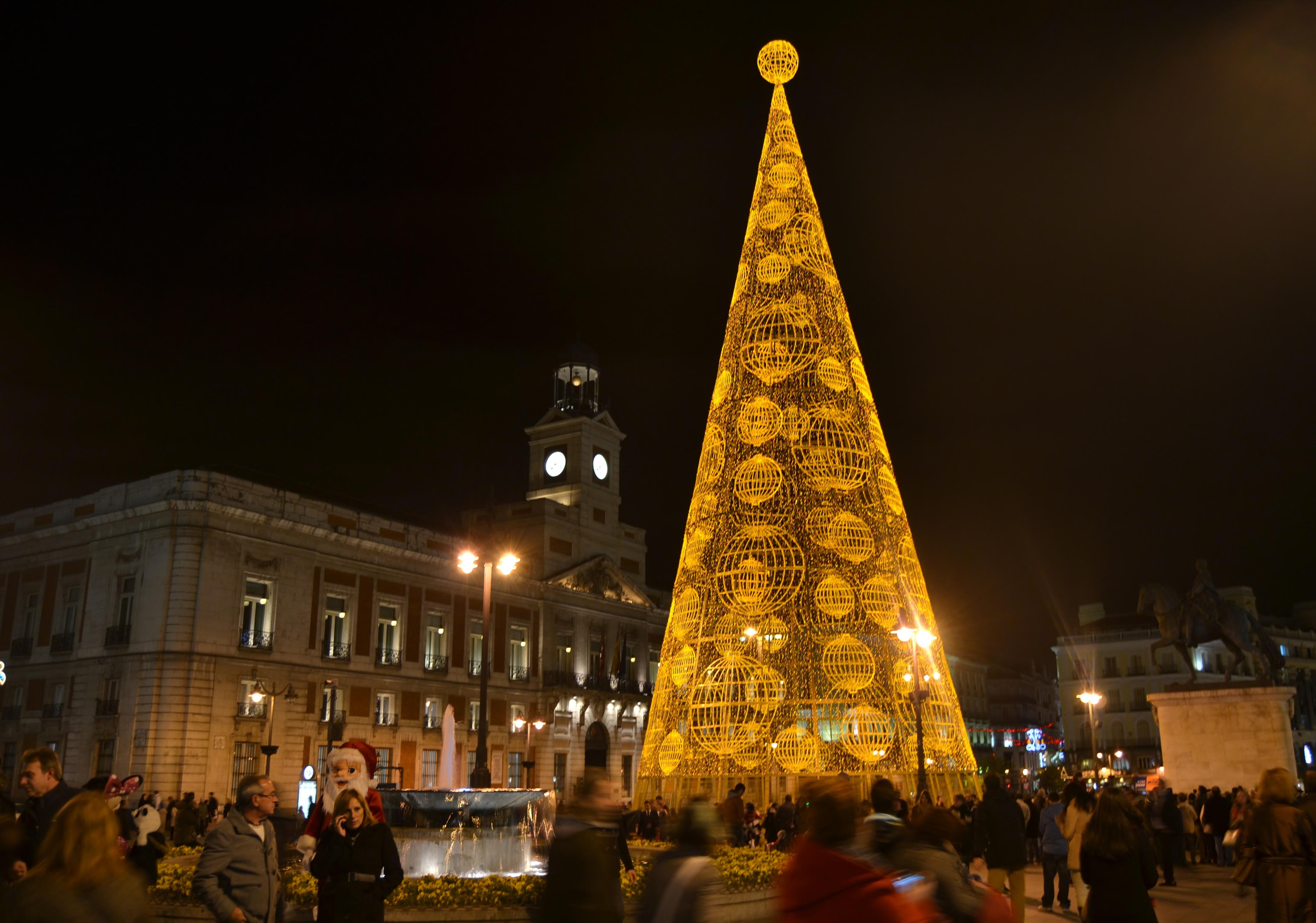 Puerta del Sol | © Marta R. Suárez