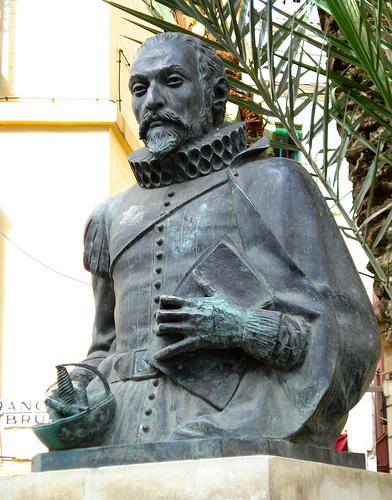Miguel de Cervantes, inmortal | © Estado de Sevilla