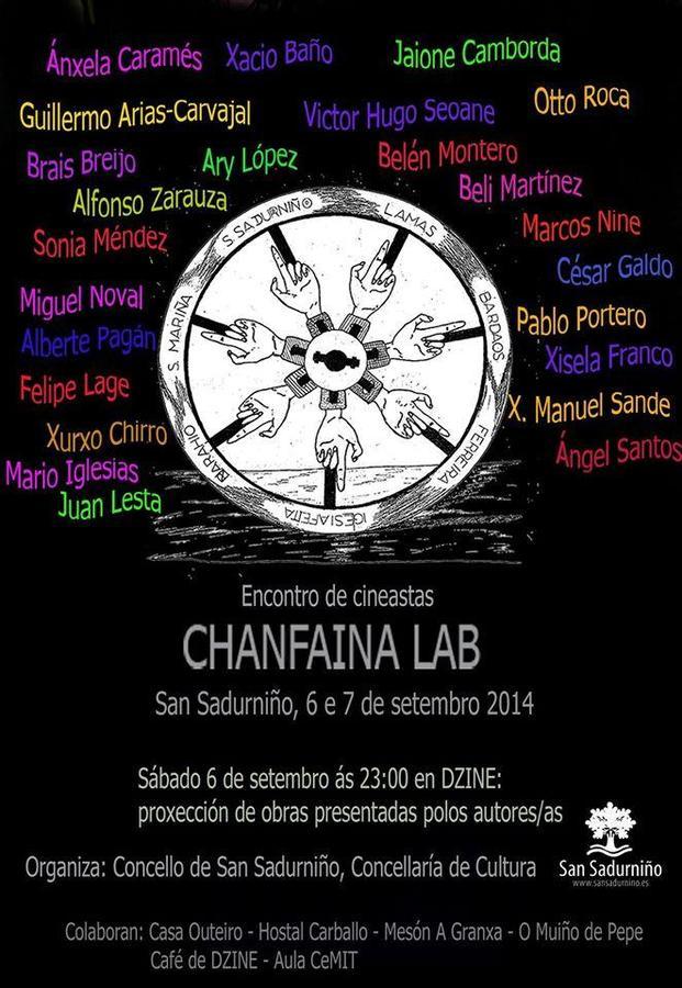 Chanfaina Lab 2014. falamedesansadurniño.org