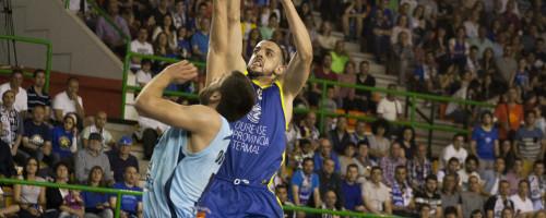 Fiesta del baloncesto gallego. Ourense