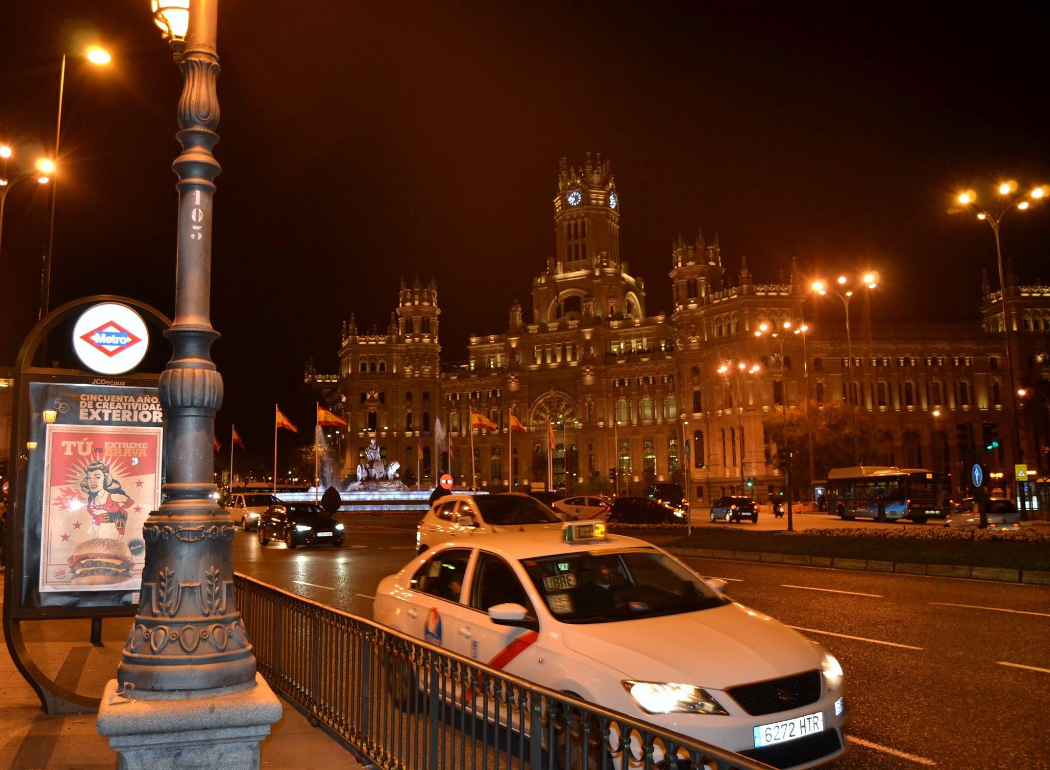 Imagen del Palacio de Cibeles, sede de Centro Centro| Ⓒ Marta R. Suárez