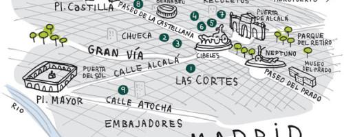 Si vas a Madrid