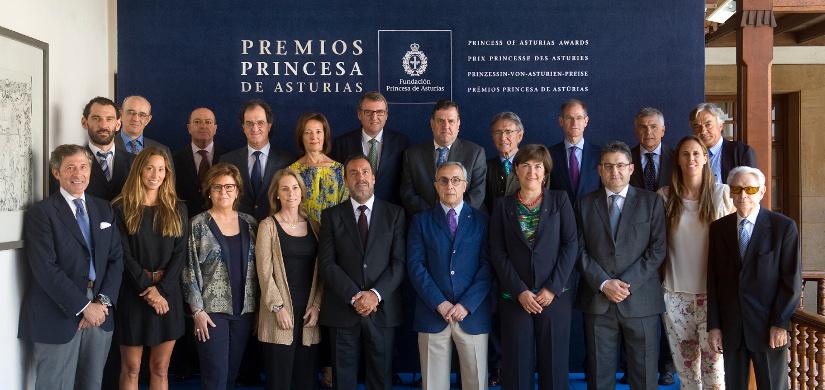 Jurado del Premio Princesa de Asturias de los Deportes | ©FPA