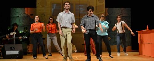 Tres Días de Galerna, el musical universitario