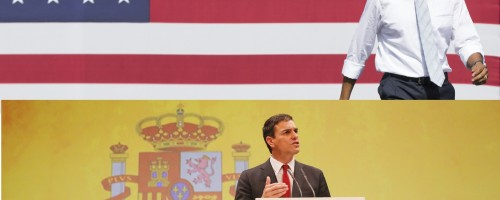 Por qué Pedro Sánchez no puede ser Obama (aunque lo intente)