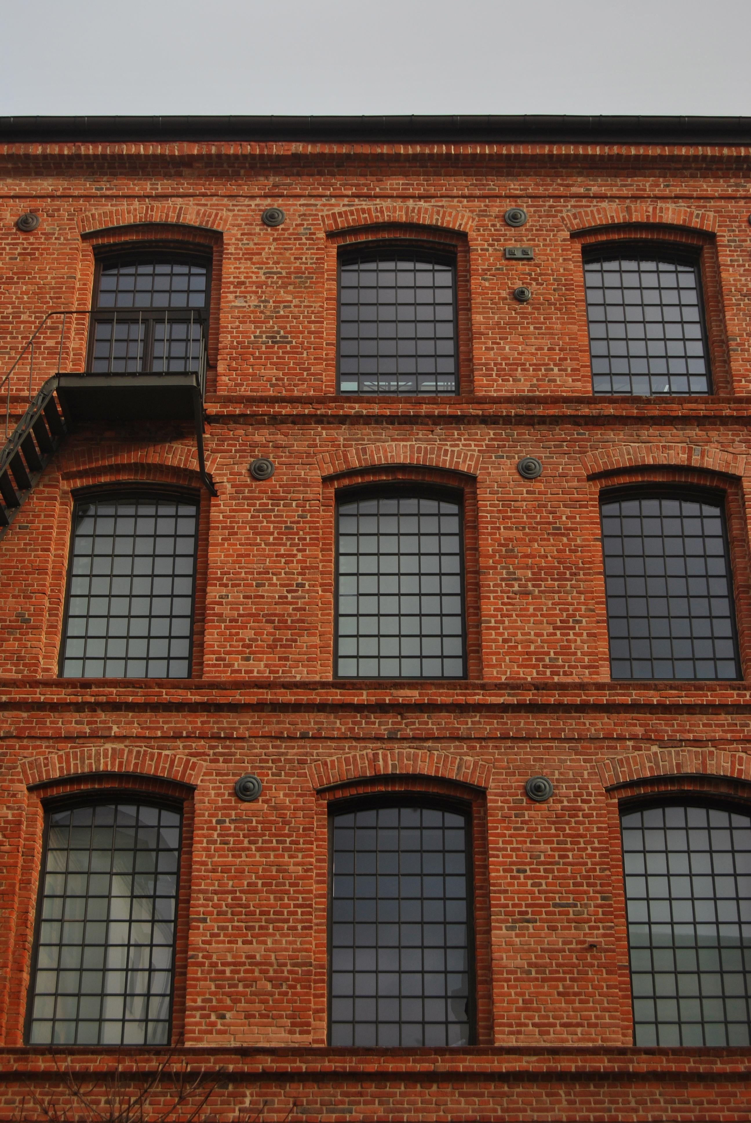Fábrica que ahora alberga el Museo Central de Industrial Textil | Sabela Porto