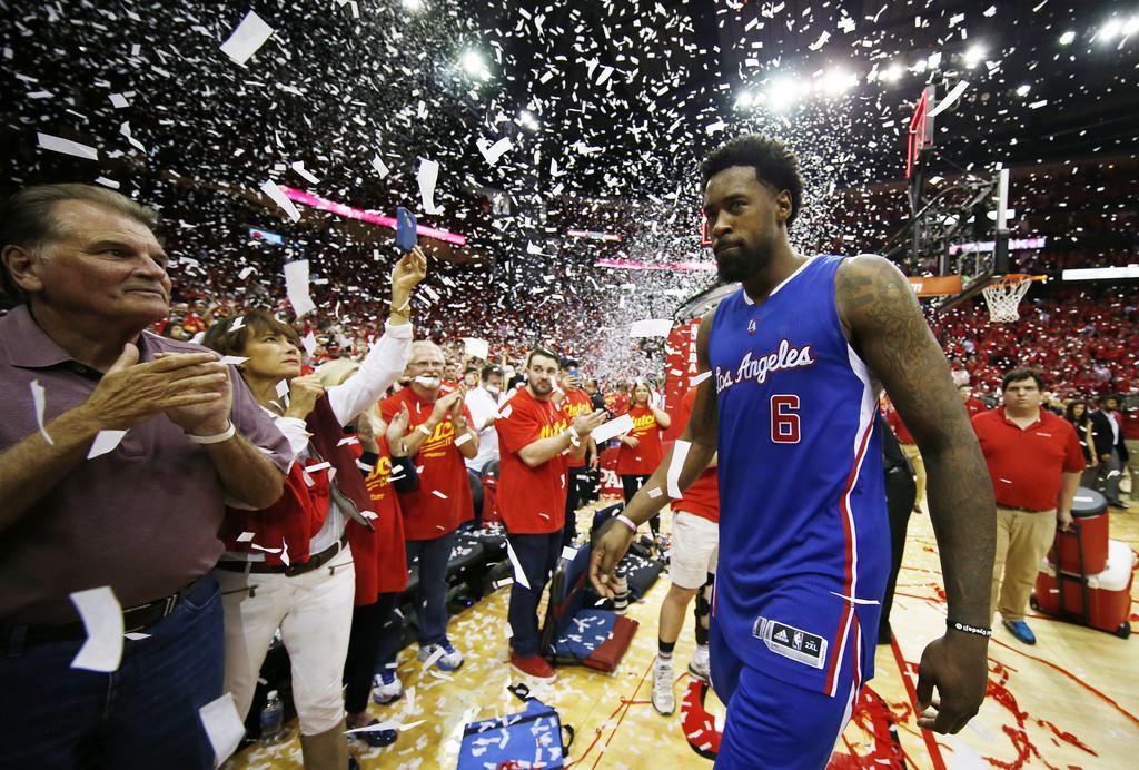 DeAndre Jordan ha echado por tierra todos los esfuerzos de los Clippers en el mercado | ©Scott Halleran, Getty Images