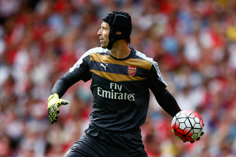 Petr Čech, uno de los protagonistas del partido, pero por motivos diferentes a los que él quisiera | Sky Sports