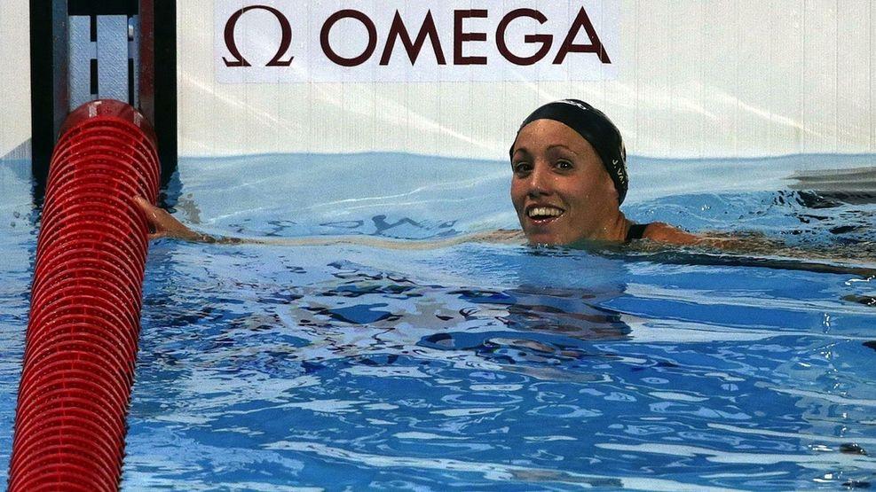 Jessica Vall consiguió la única medalla española en las pruebas de nado | ©Alberto Estévez / EFE