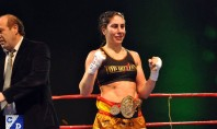 """Marta Brañas: """"Es necesario que la gente pierda el cliché de relacionar el boxeo con violencia"""""""