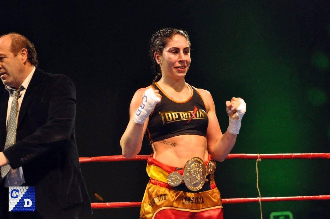 Marta Brañas se proclamó campeona de España en A Coruña | ©Coruña Deportiva