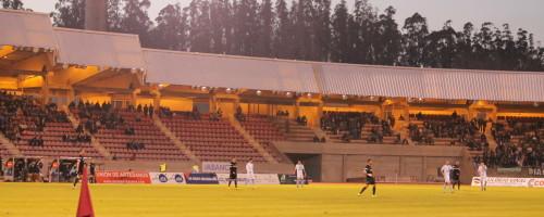 Tarde de fútbol en San Lázaro