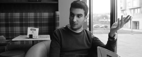 """Carlos Rosende: """"El periodismo necesita gente positiva, que se estimule, que tenga iniciativa"""""""