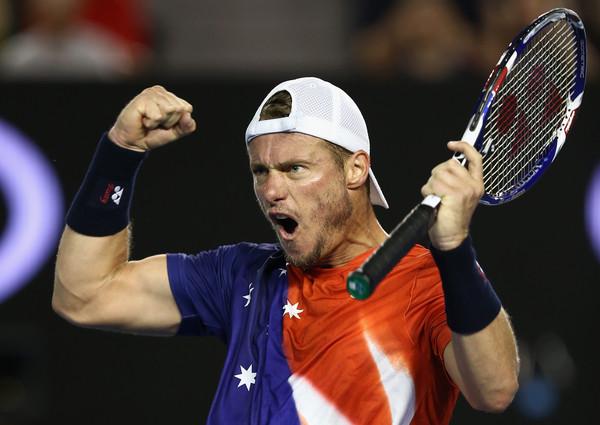 Hewitt destacó por ser un competidor nato | ©Cameron Spencer / Getty Images.
