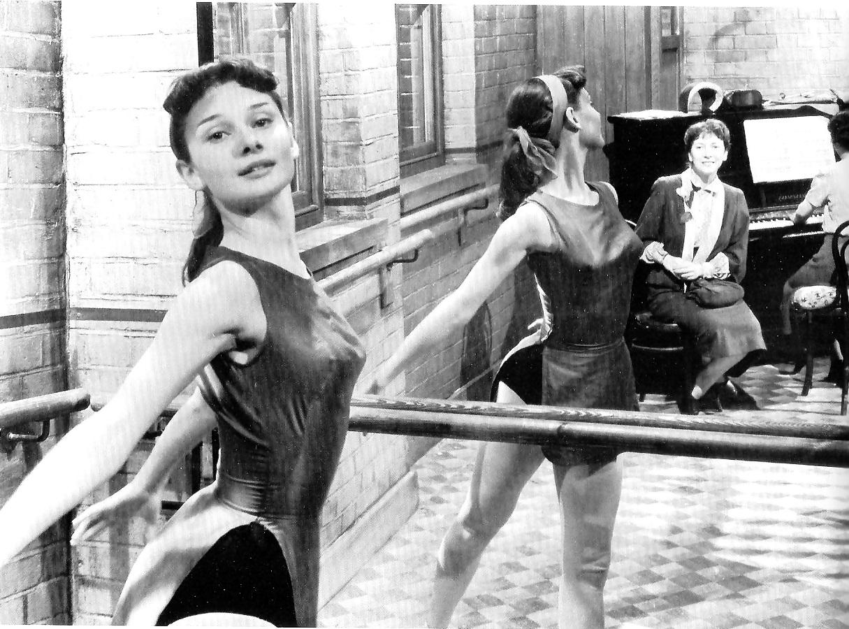 Audrey Hepburn desarrollo su pasión por la danza en Holanda | © mujer.com