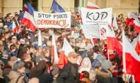 Llamamiento a la libertad de expresión en Polonia