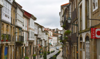 Xaneiro en Compostela: o inverno da luz
