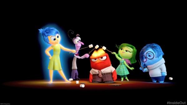 Personajes de la película Inside Out | Disney