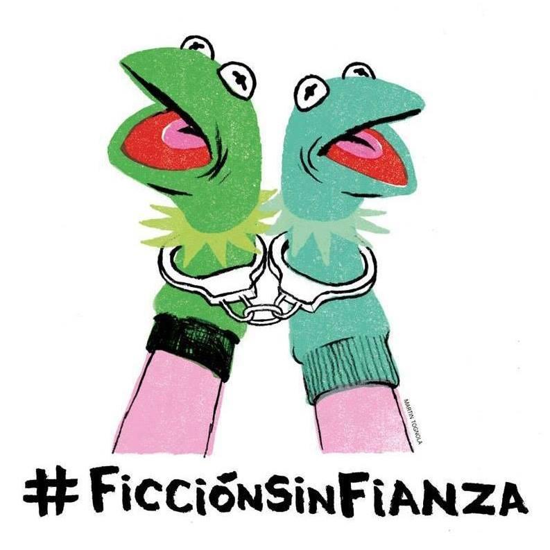 © Martín Tognola, colectivo #FicciónSinFianza