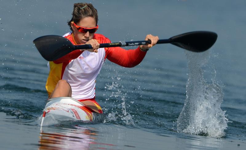 Teresa Portela quiere luchar por las medallas después de su cuarto puesto en Londres   ©El Heraldo