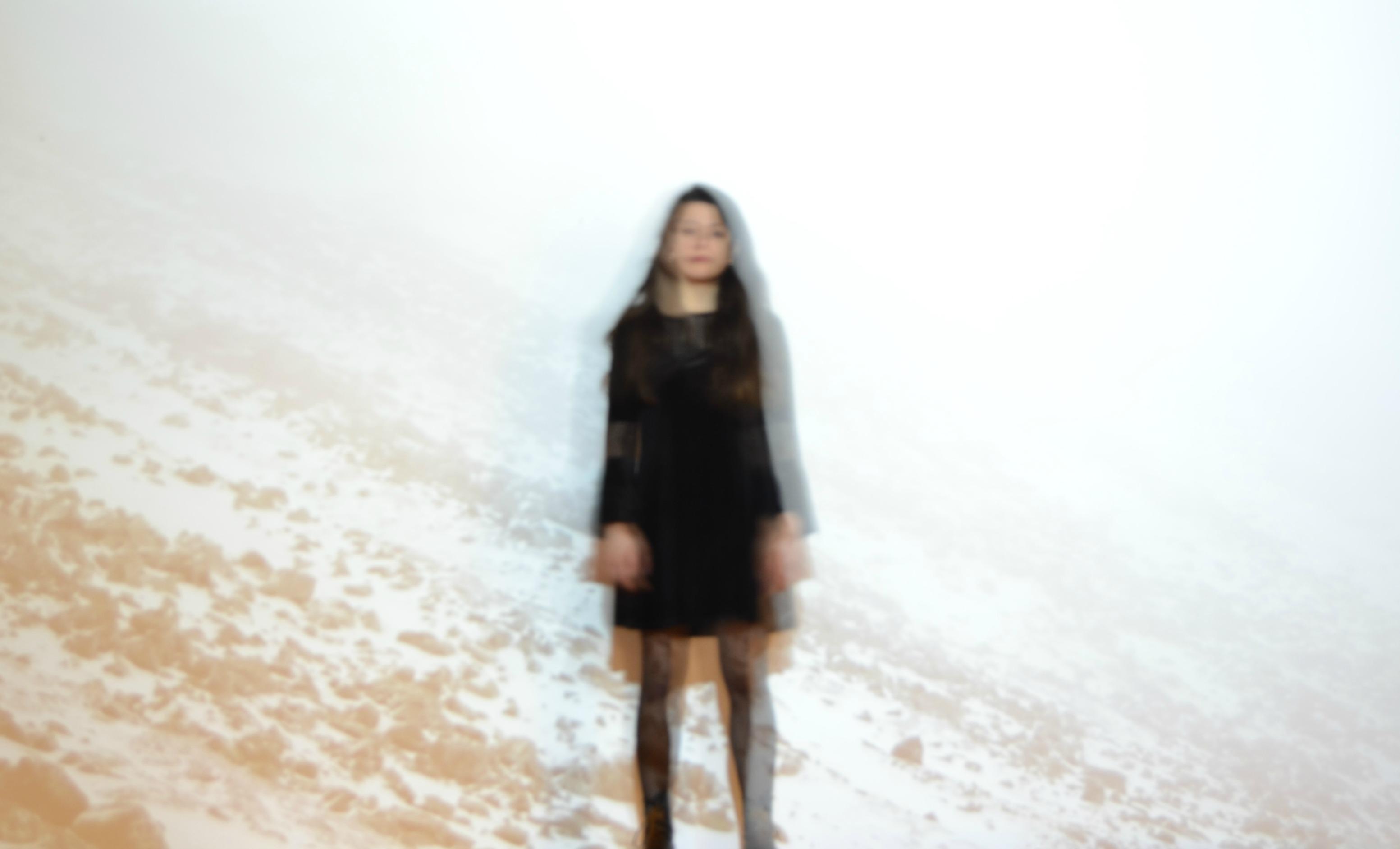 espírito na neve