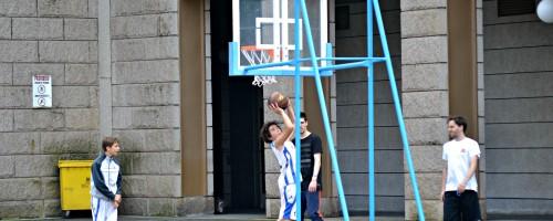 Día do deporte solidario en Compostela