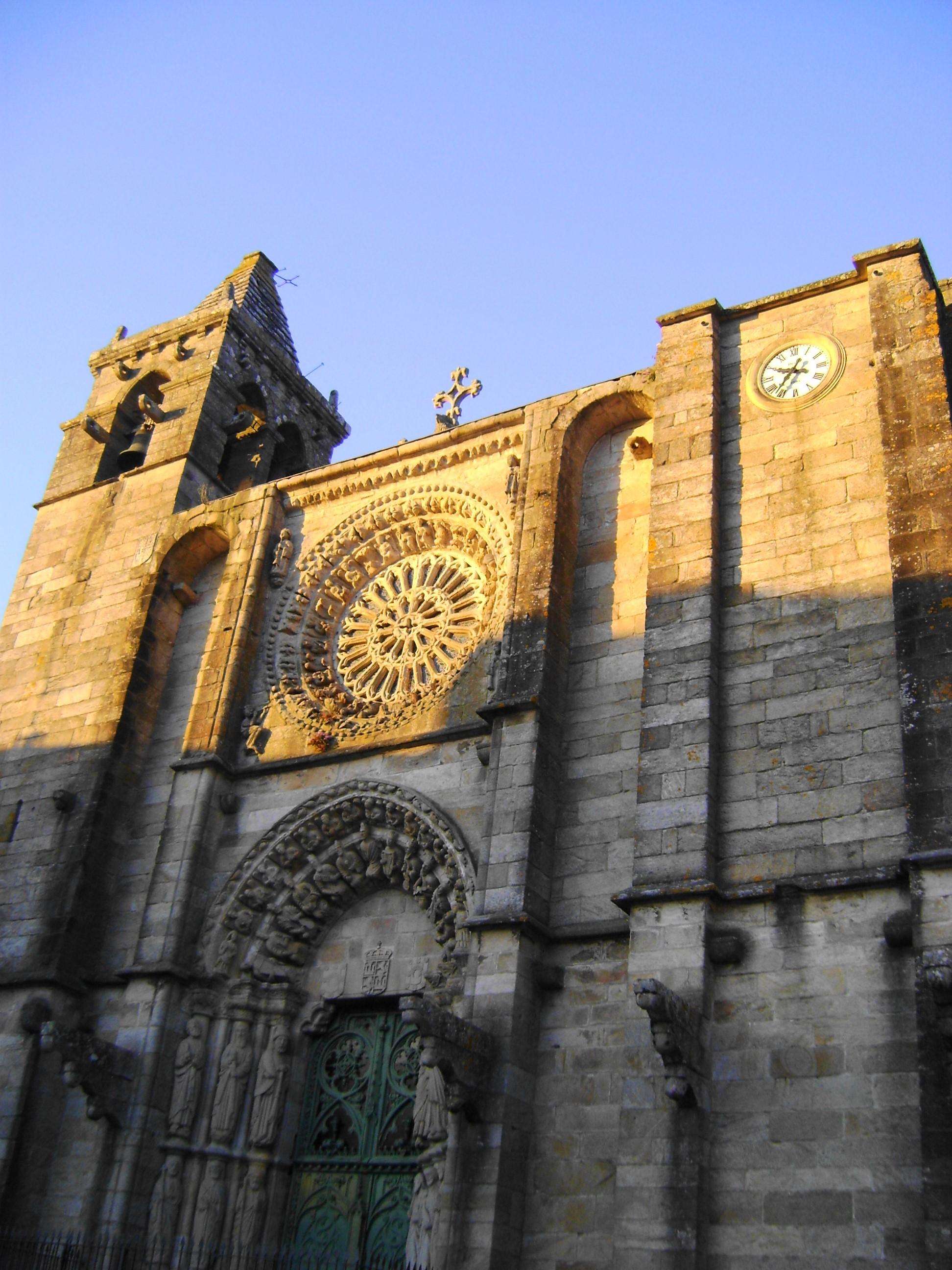 La Iglesia de San Martiño es uno de los lugares más emblemáticos de Noia |©Paula Martínez Graña
