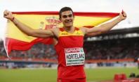 El atletismo español resurge en Ámsterdam