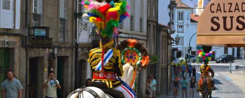Verán en Compostela: o son dunha vida