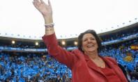Rita Barberá, la fallera mayor de Valencia