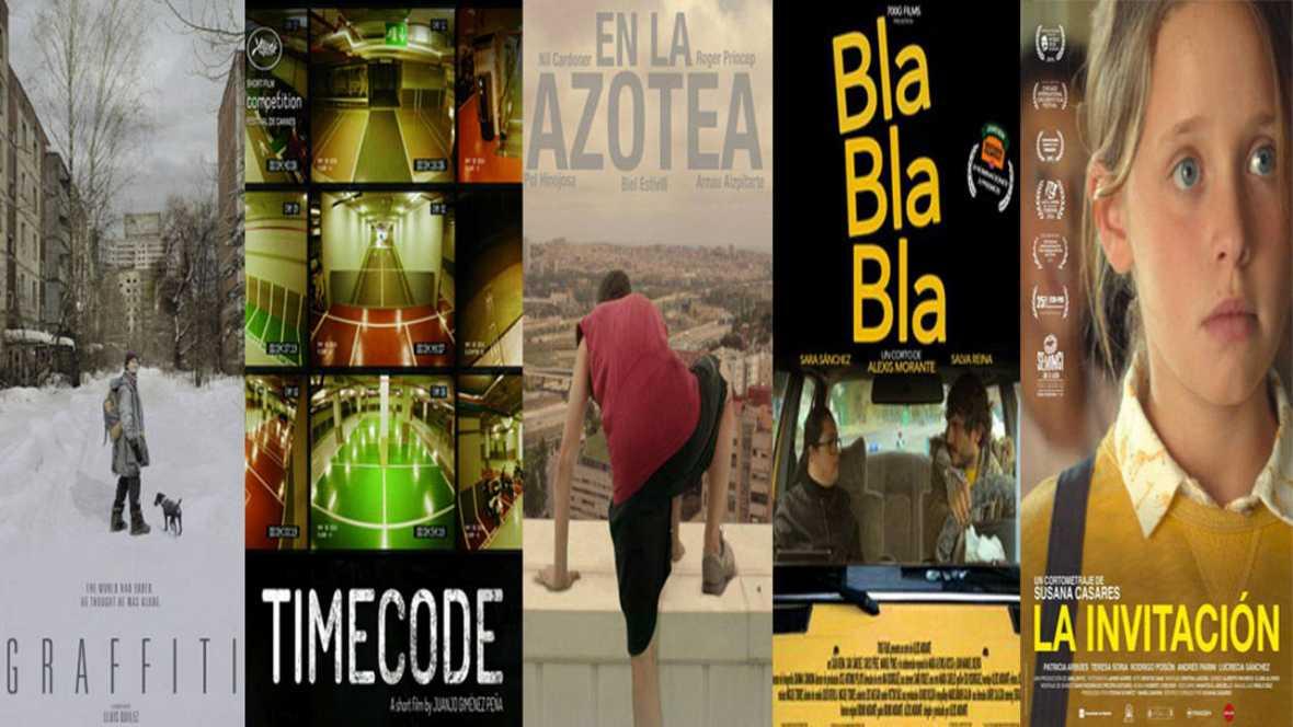 Nominados a la categoría de cortometraje de ficción / ©premiosgoya.com