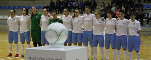 Deportistas galegas (II): Selección galega de fútbol sala