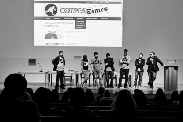 Presentación de Compostimes ne ocutbre de 2012 | ©Charlie Peartree